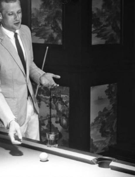 Džentlmen da budem: Džentlmen i davanje napojnice