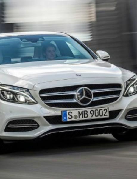 Mercedes nikad jači