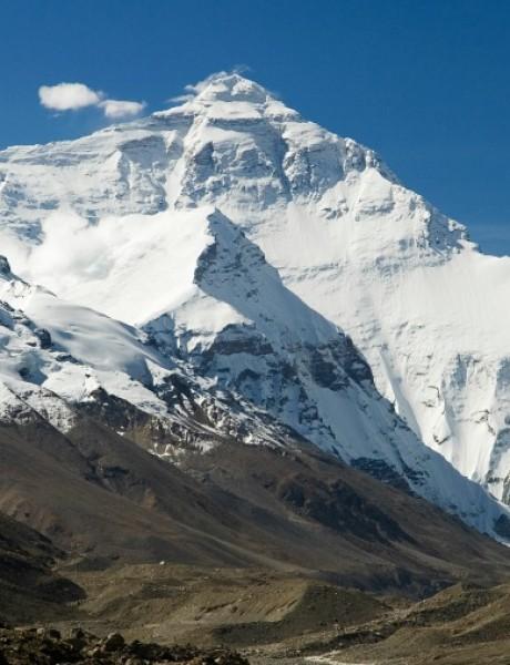 Nova ruta do Mont Everesta