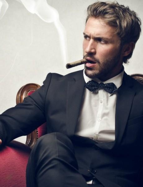 Džentlmen da budem: Džentlmen i vino