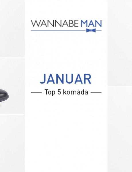 Top 5 modnih komada za februar