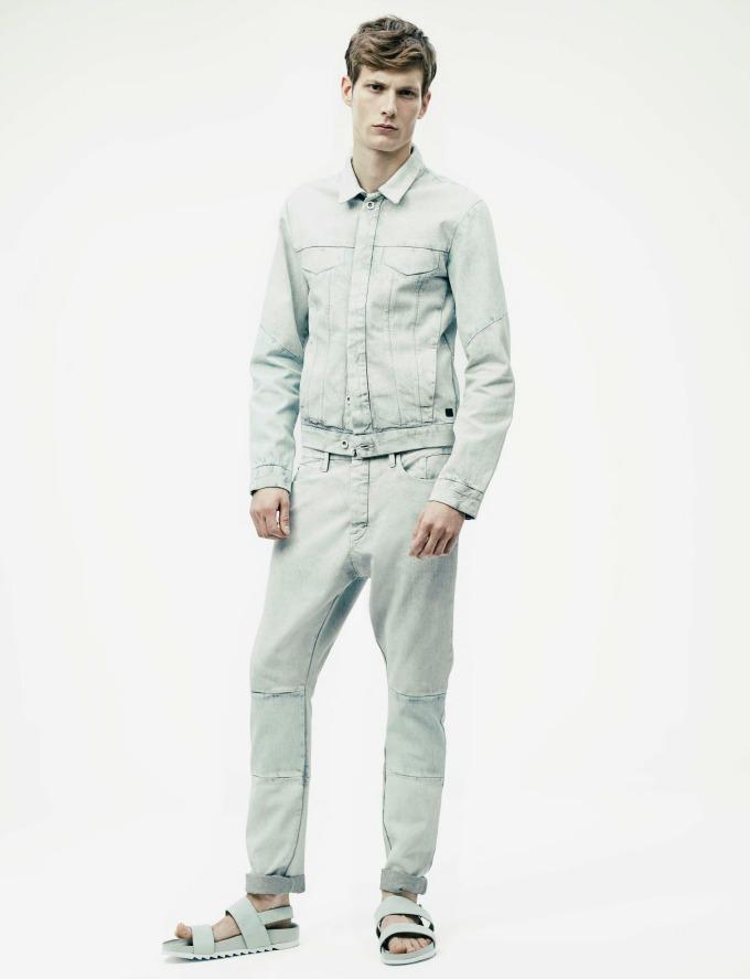 calvin klein jeans 1 Calvin Klein kolekcija za proleće/leto 2015.