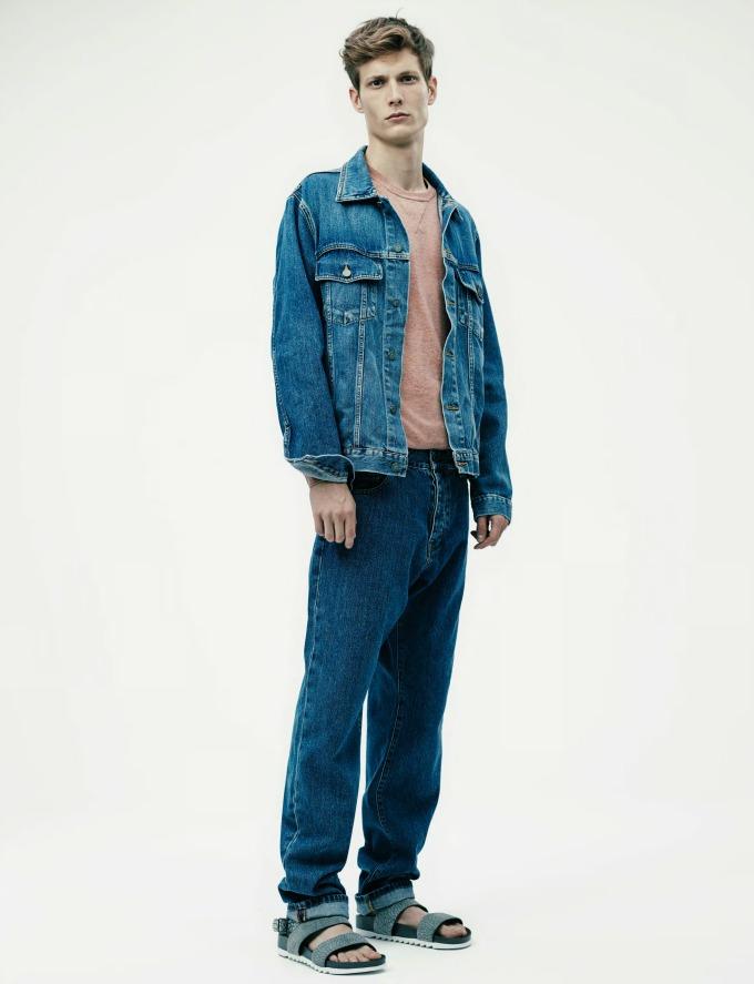calvin klein jeans 3 Calvin Klein kolekcija za proleće/leto 2015.
