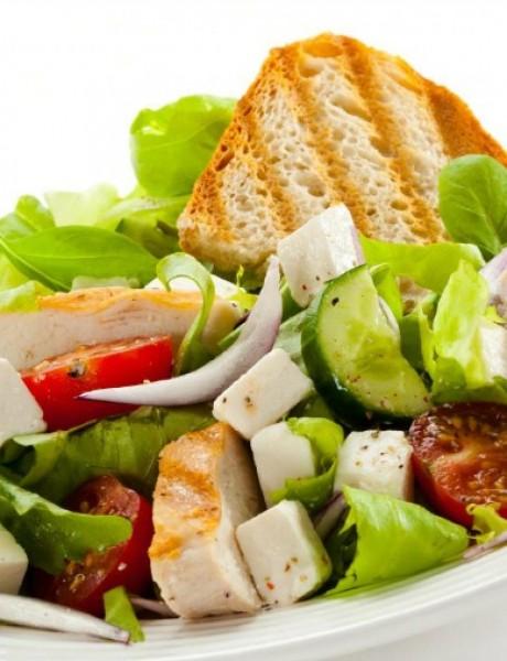 Recept: Hladna salata od piletine