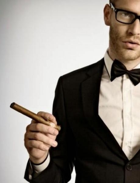 Džentlmen da budem: Džentlmen ulaže prigovor