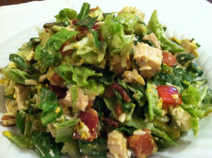 salata od piletine Recept: Hladna salata od piletine