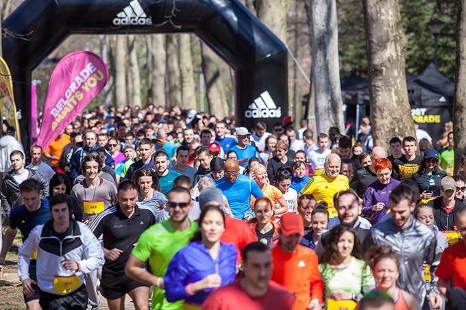 adidas Boost Belgrade 1 Održana druga Boost Belgrade trka