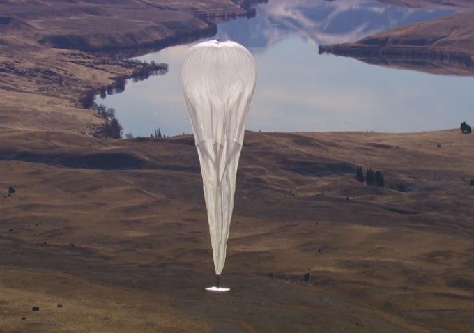 balongoogle Internet za sve uz pomoć balona