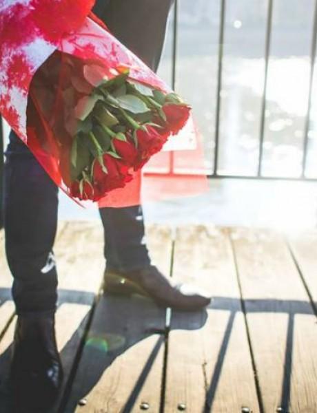 Džentlmen da budem: Džentlmen i slanje cveća