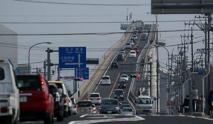 most2 Most u Japanu kao rolekoster