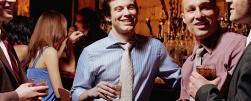 Džentlmen da budem: Džentlmen, alkohol i njegovi prijatelji