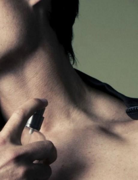 Parfem koji znoj čini mirišljavim