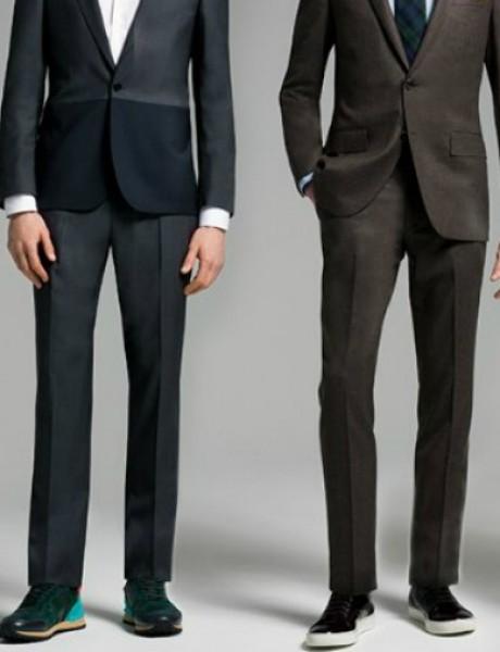 Novi modni trend: Odelo i patike