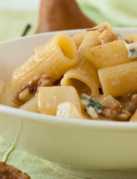 Recept: Pasta sa gorgonzolom i kruškom