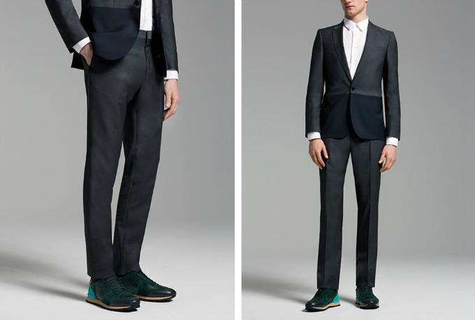 patike odelo Novi modni trend: Odelo i patike