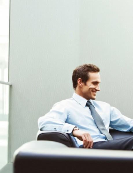 Džentlmen da budem: Džentlmen na radnom mestu