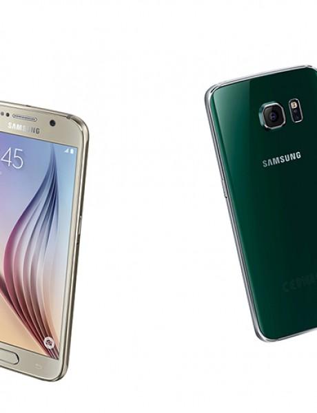 Počinje prodaja Samsung Galaxy S6 i S6 Edge u Srbiji