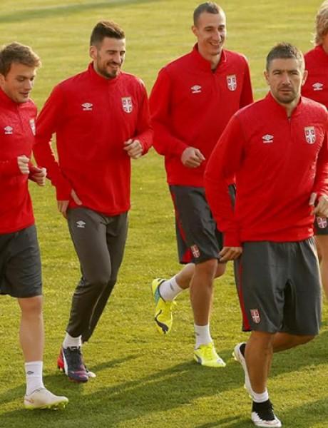 Srbija pala za četiri mesta na FIFA rang listi