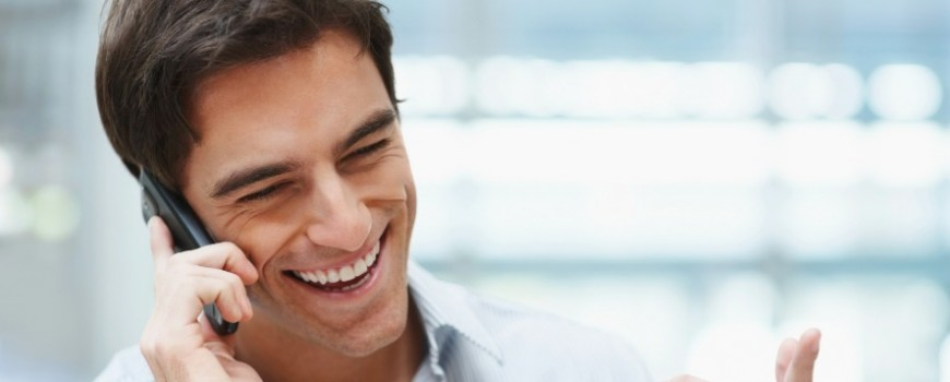 Džentlmen da budem: Džentlmen i telefonski pozivi