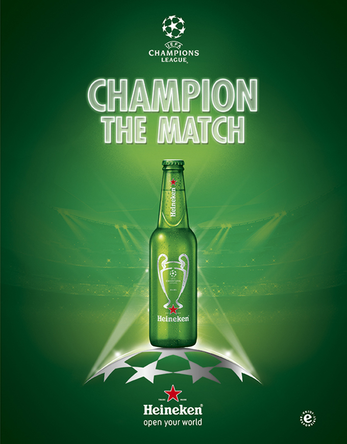 HEINEKEN CTM Heineken® tvitovanje sa legendarnim fudbalerima #championthematch
