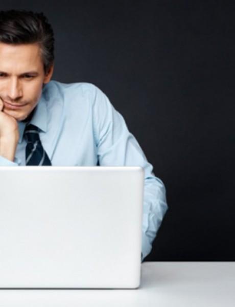 Džentlmen da budem: Džentlmen i e-mail