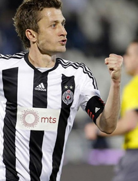 Saša Ilić obradovao sve navijače Partizana!
