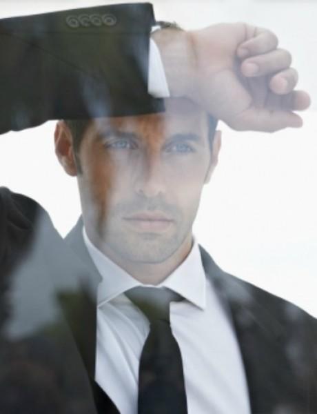 Pet pokazatelja muškog stresa