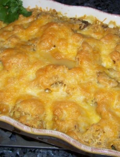 Recept: Piletina u sosu od pečuraka