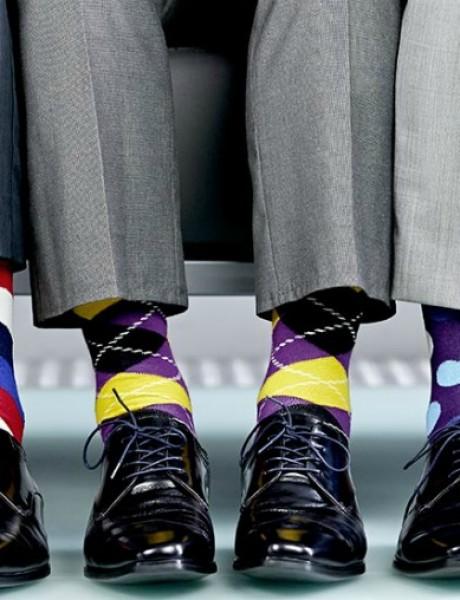 Razlozi zbog kojih žene mrze muške čarape