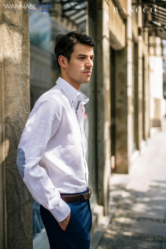 Rancco modni predlog Wannabe magazine 36 Rancco modni predlog: Lanene košulje za letnje dane