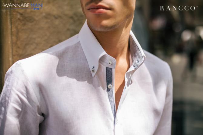 Rancco modni predlog Wannabe magazine 37 Rancco modni predlog: Lanene košulje za letnje dane