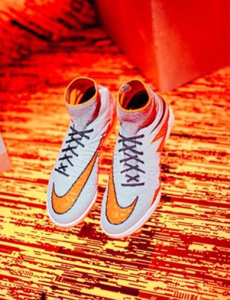 Nike je predstavio nove Hypervenom X patike za mali fudbal