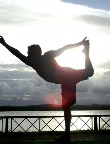 Pet razloga zašto muškarci treba da praktikuju jogu