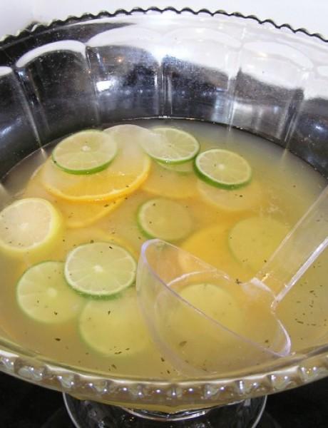 Recept: Koktel Aqua Loca