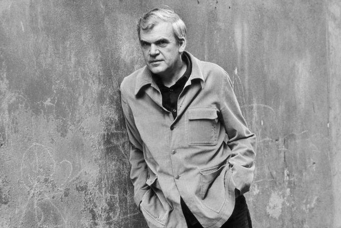 milan tekst Milan Kundera objavio novi roman