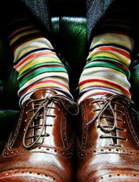Da li znaš da nosiš čarape?