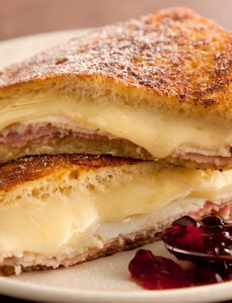 Recept: Pohovani sendvič