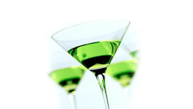 apple martini Koktel za leto: Apple Martini