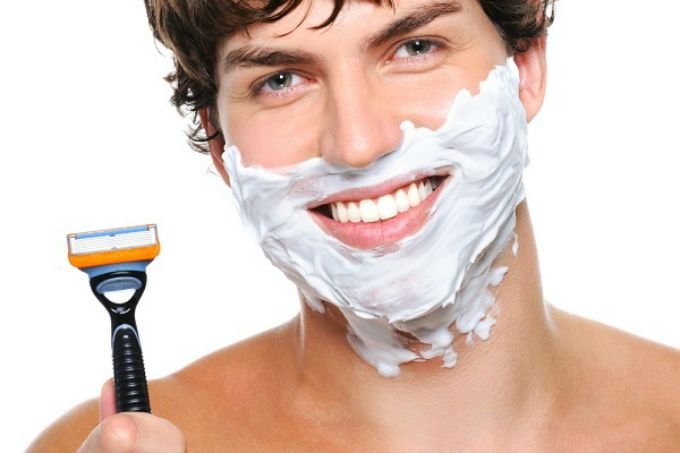 brijač Spreči iritaciju kože posle brijanja