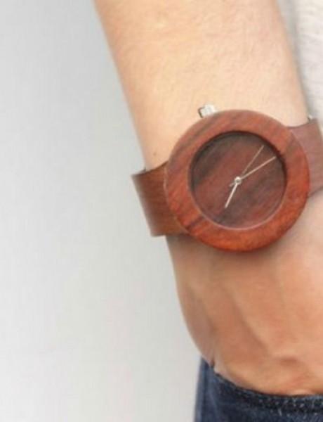 Da li bi nosio drveni sat?