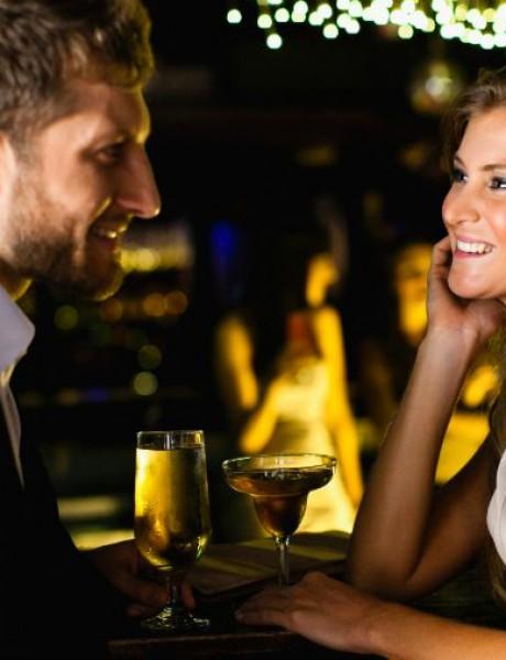 Žene ti savetuju kako da im se udvaraš