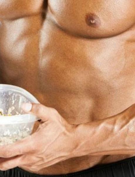 Top 5 doručaka za jake mišiće