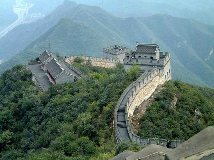 kineski zid Kineski zid polako nestaje