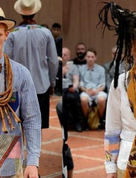Kontroverzna muška garderoba na pariskoj Nedelji mode