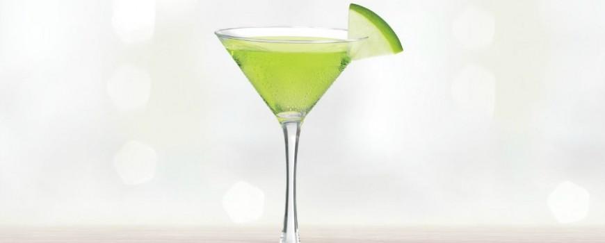 Koktel za leto: Apple Martini