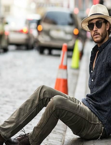 Modne lekcije najstilizovanijih muškaraca na Instagramu