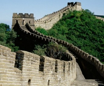 Kineski zid polako nestaje