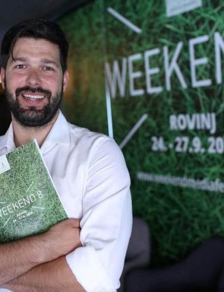 Intervju: Nikola Vrdoljak, direktor programa Weekend Media Festivala