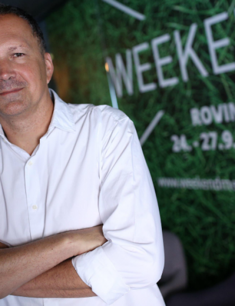 Intervju: Tomo Ricov, direktor Weekend Media Festivala