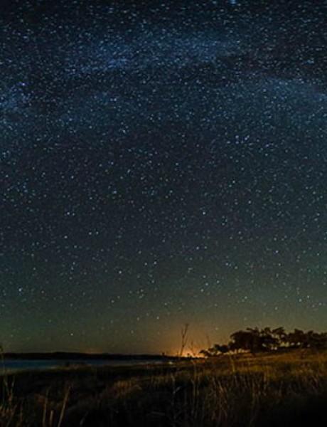 Kako naše nebo izgleda daleko od grada